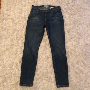 Current Elliot Stiletto Jeans